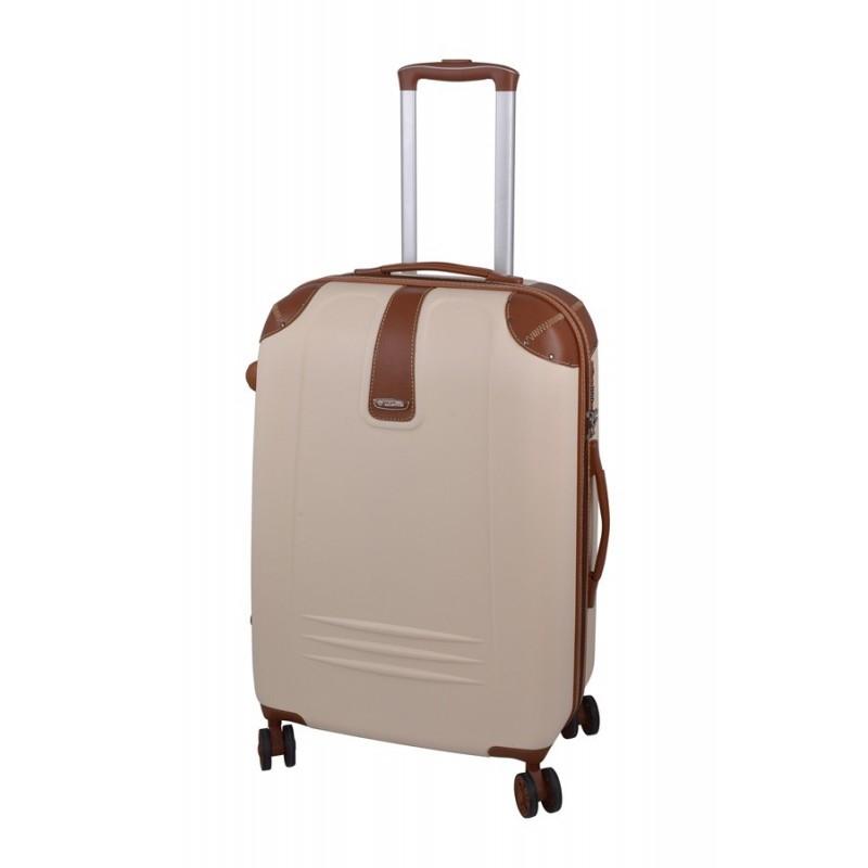 Dielle 155 walizka medio panna trolley