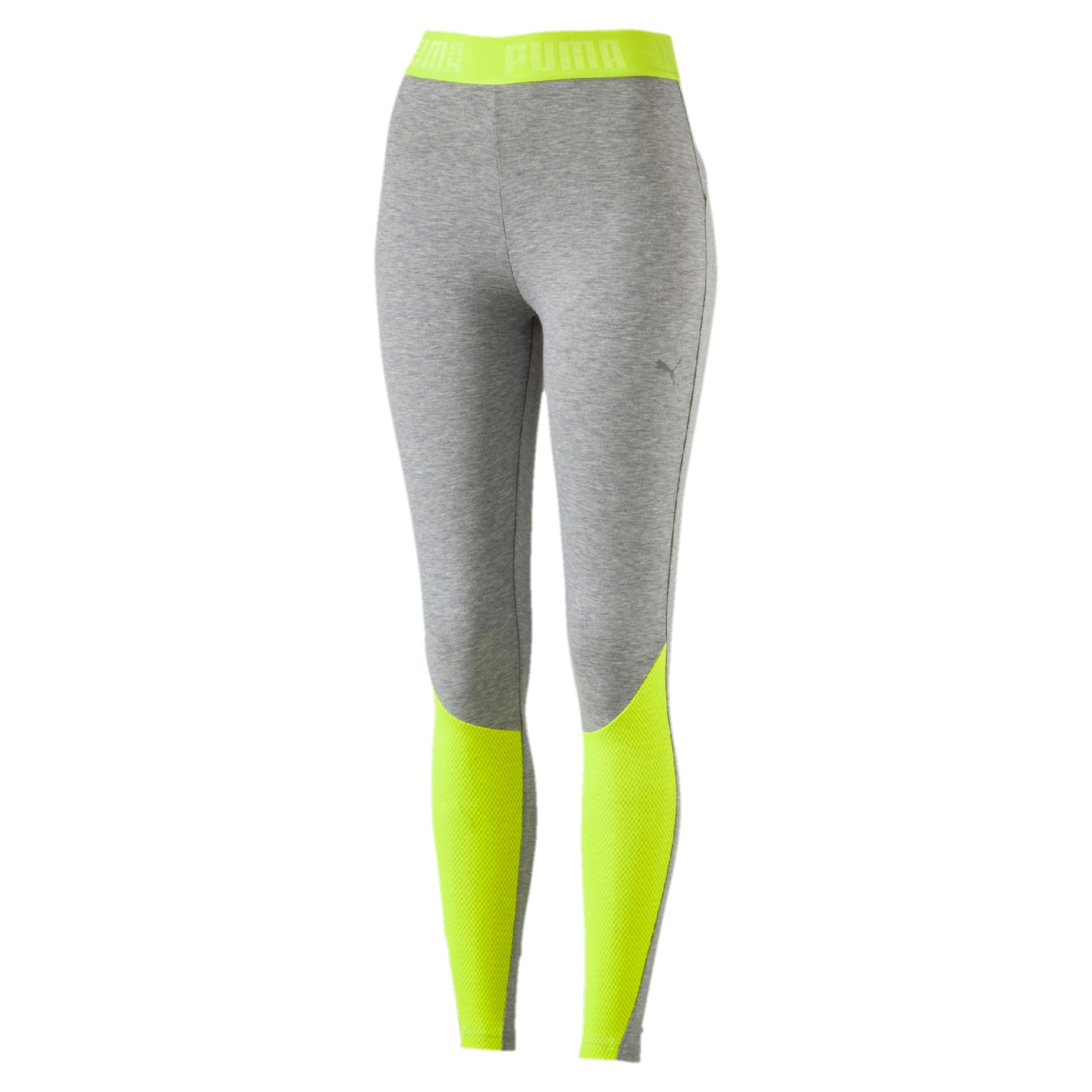 Puma TRANSITION Leggings W Safety Yellow