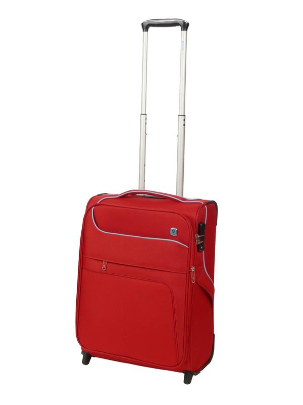 Dielle 610 walizka cabin rosso trolley