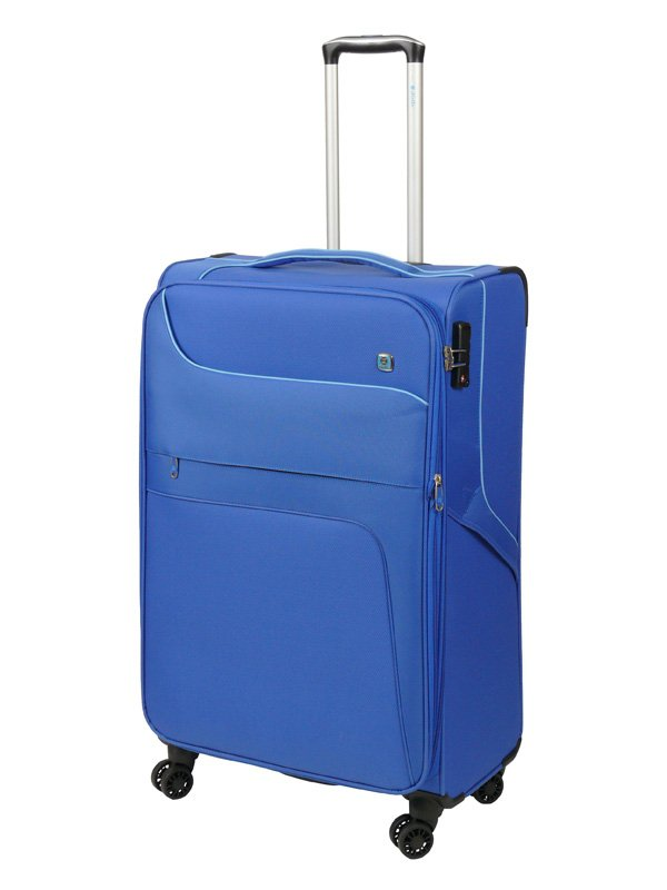 Dielle 610 walizka big blu trolley