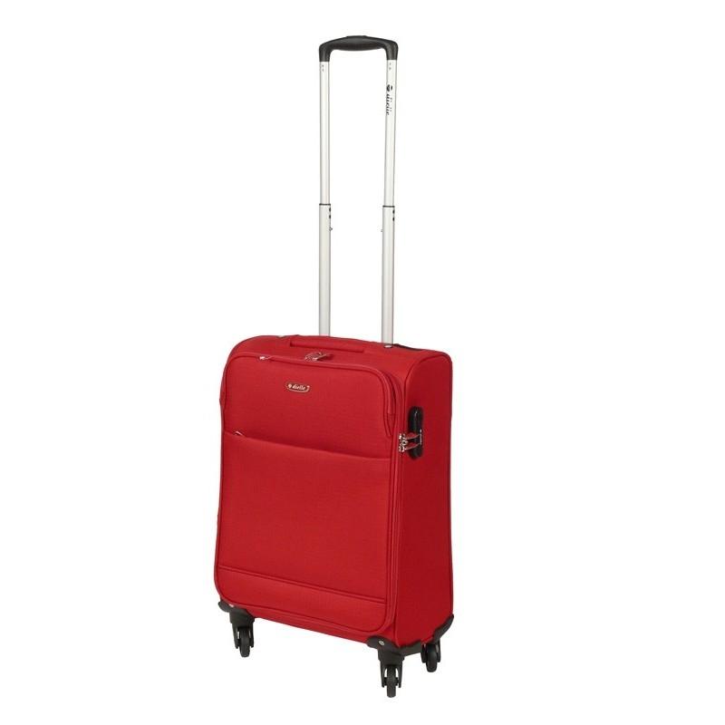 Dielle 785 walizka cabin rosso trolley
