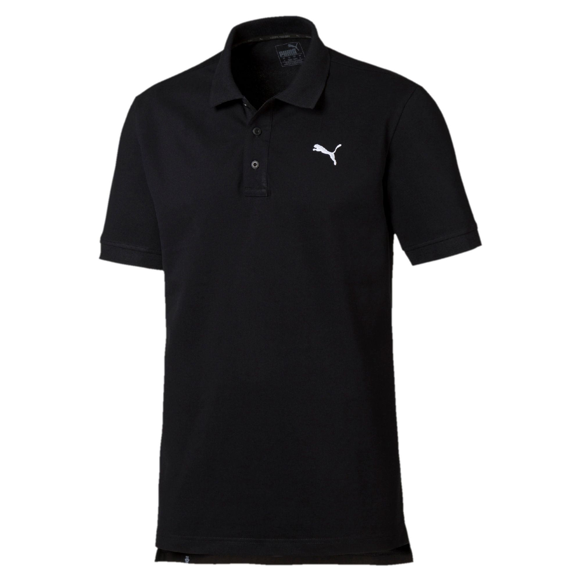 Puma ESS Pique Polo Cotton Black koszulka