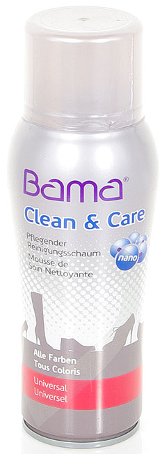 Bama Clean & Care Nano pianka czyszcząca do obuwia universal