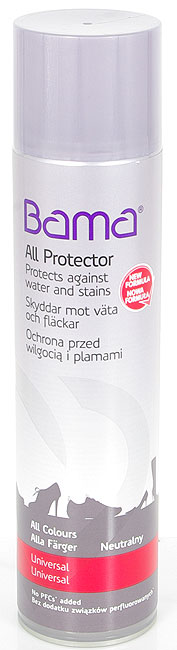 Bama All Protector impregnat do obuwia 400 ml neutralny