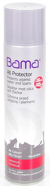 Bama All Protector impregnat do obuwia 400 ml neutralny