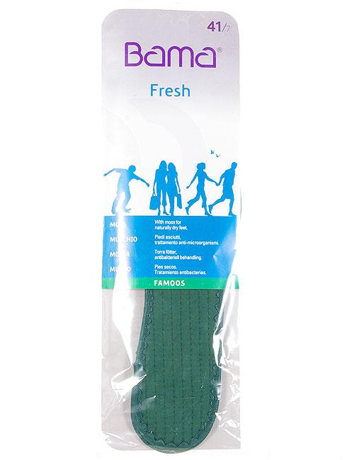 Bama Fresh Famoos wkładki antybakteryjne z mchem