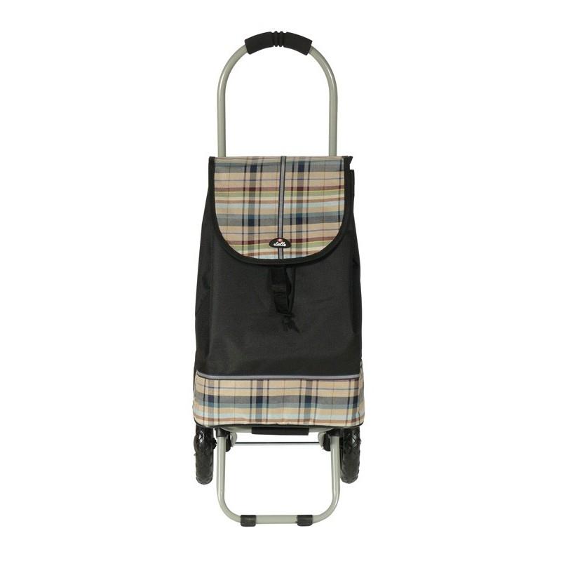 Dielle Carr 1 wózek na zakupy nero