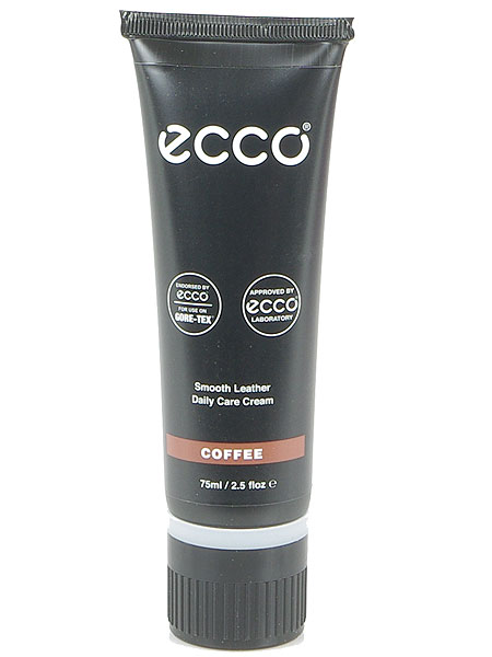 ECCO SMOOTH LEATHER CREAM COFFEE PASTA-KREM