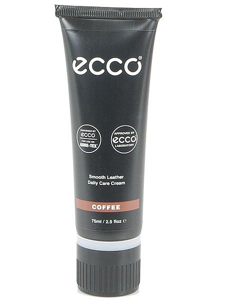 ECCO SMOOTH LEATHER CREAM COFFEE PASTA-KREM