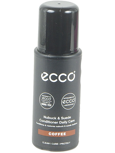ECCO NUBUCK AND SUEDE CONDITIONER odżywka-odświżacz COFFE