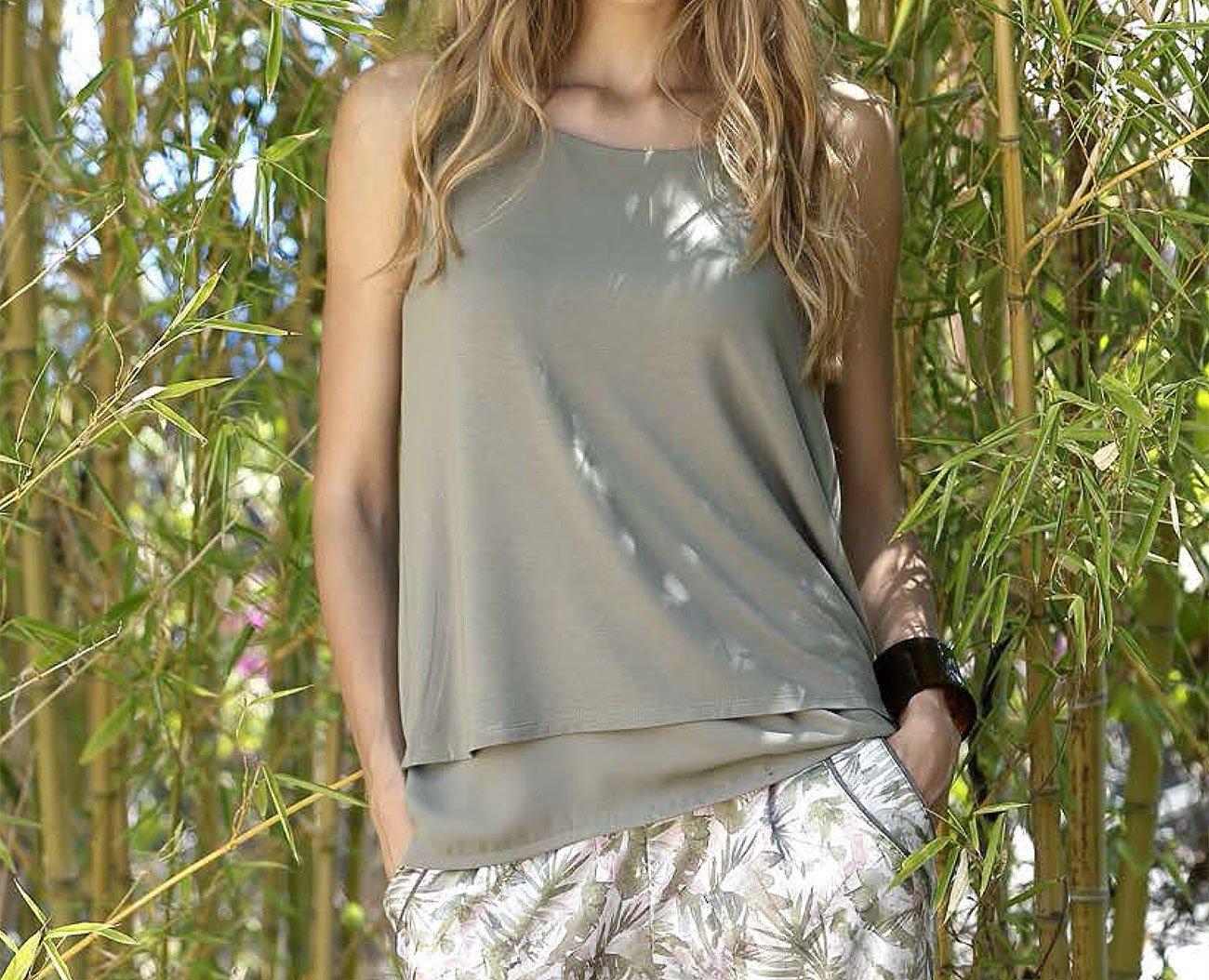 Massana E185212 koszulka olivo