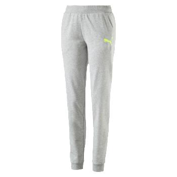 Puma ELEVATED Cat Sweat Pant W Light Gray Heather spodnie