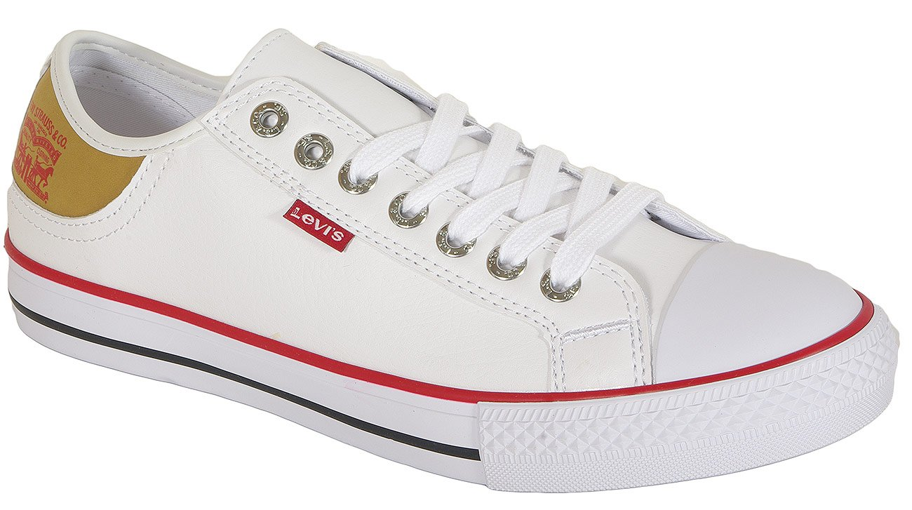 Levis STAN BUCK sneakers regular white