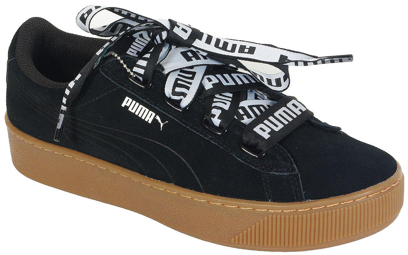 Puma Vikky Platform sneakers Ribbon Bold Puma Bla