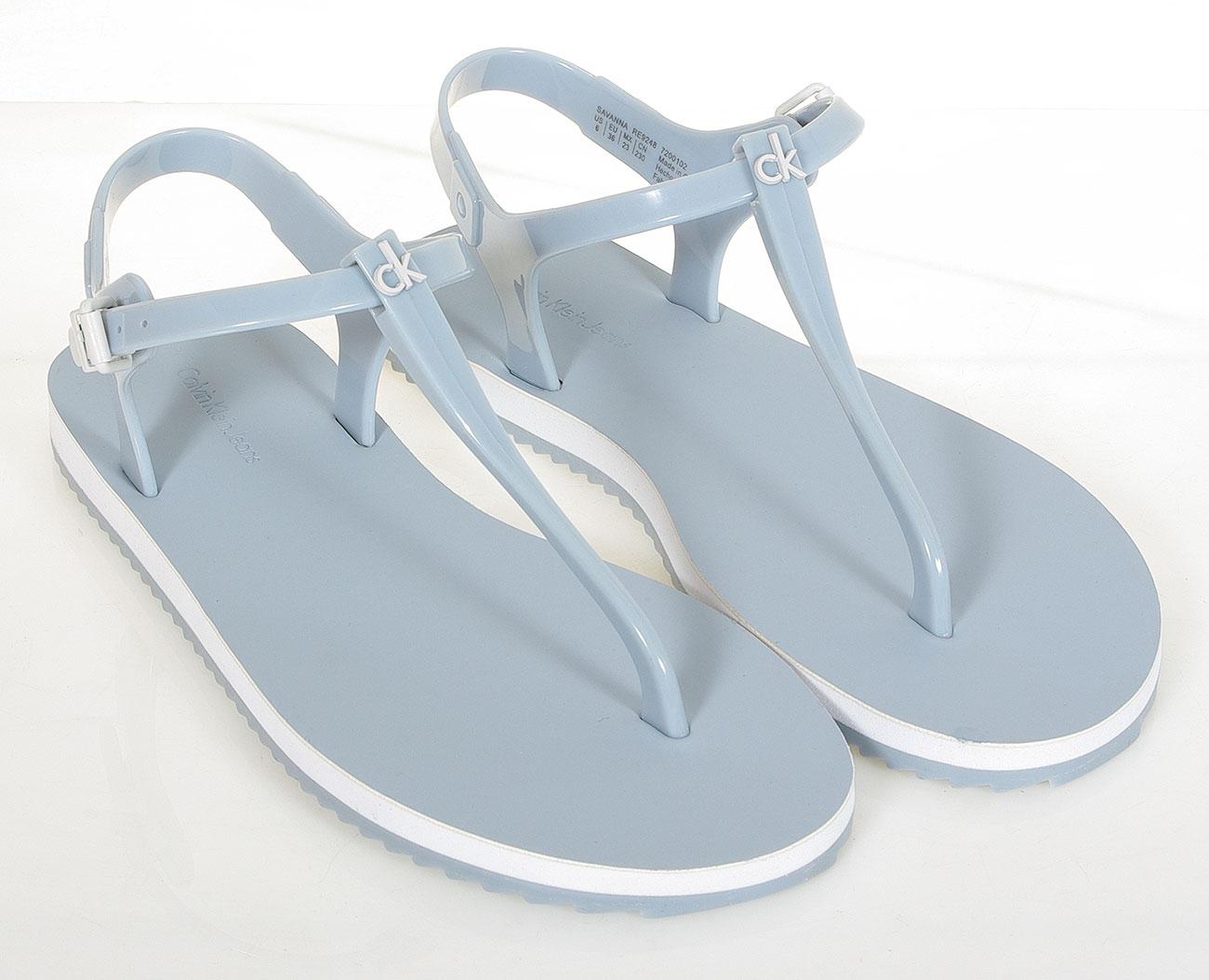 6205df7d05747 Calvin Klein Jeans Savanna Jelly Chambray japonki · Powiększenie. Previous;  Next