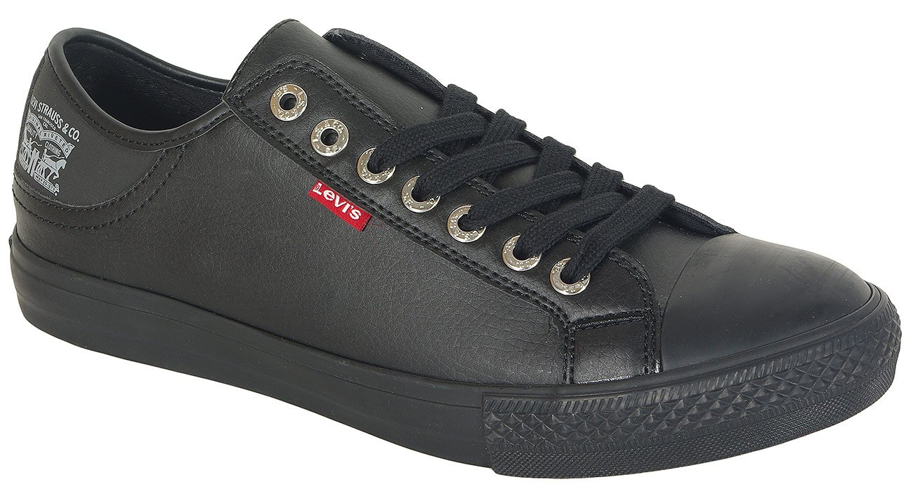 Levis STAN BUCK sneakers brillant black