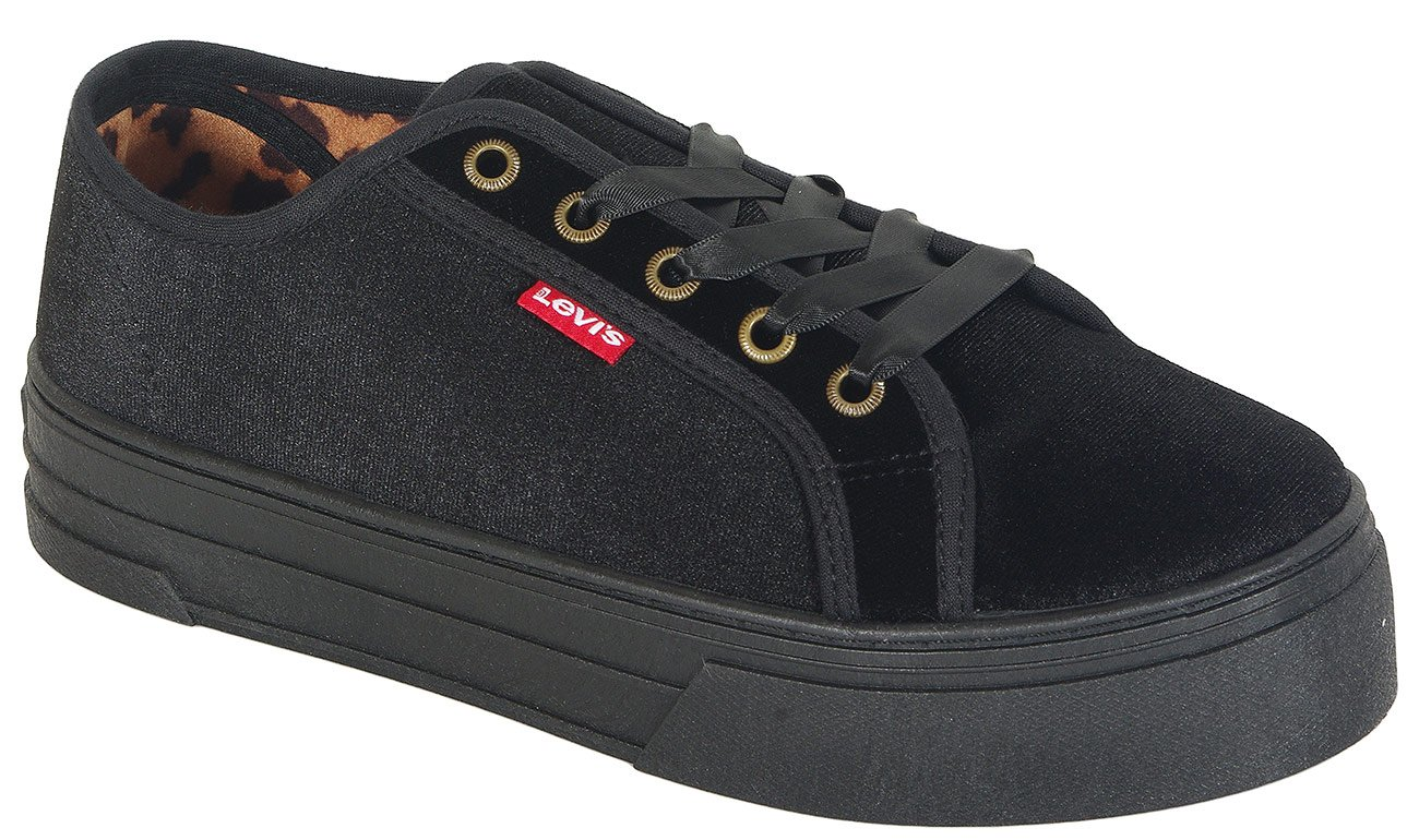 Levis TIJUANA sneakers regular black