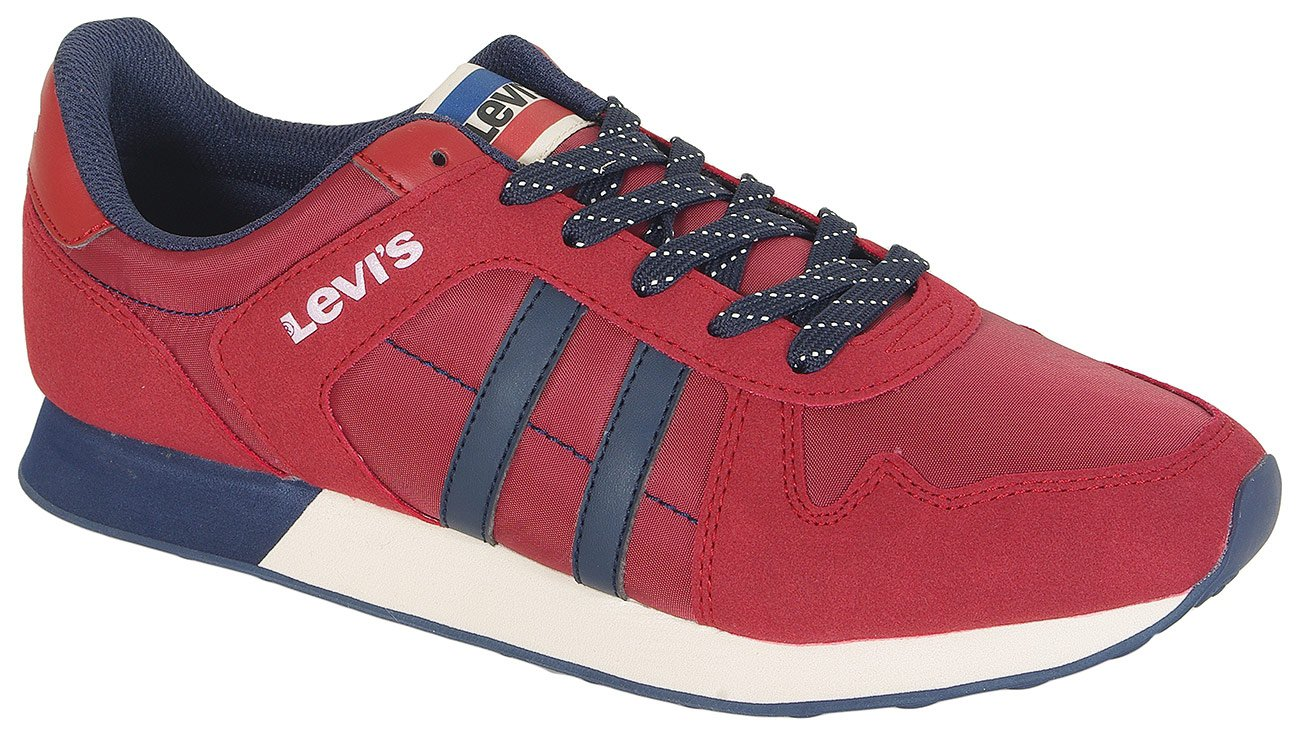Levis WEBB sneakers dull red