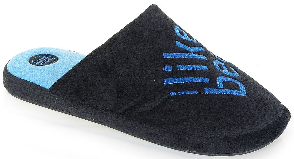GIOSEPPO BIRRA BLACK/BLUE MEN DOMOWE