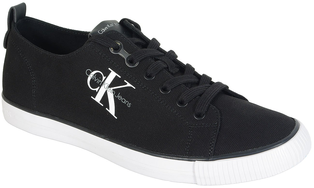 Calvin Klein Jeans Arnold sneakers canvas black