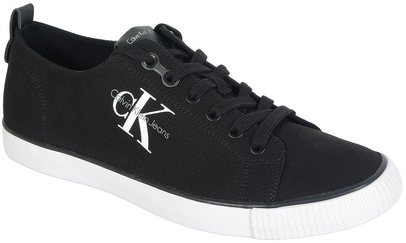 Calvin Klein Jeans Arnold sneakers canvas black