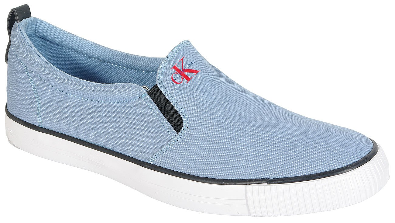 Calvin Klein Jeans Armand slip on denim l.blue