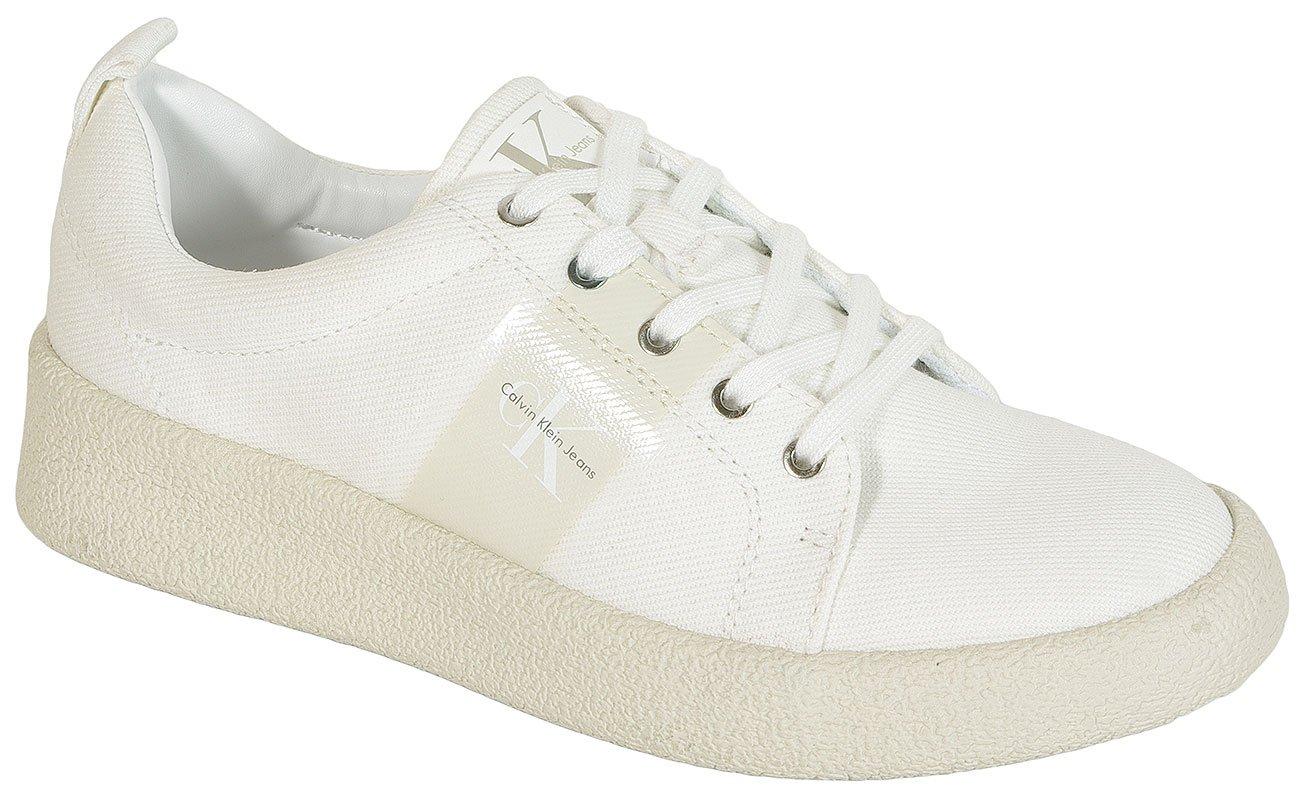 Calvin Klein Jeans Gala sneakers twill white