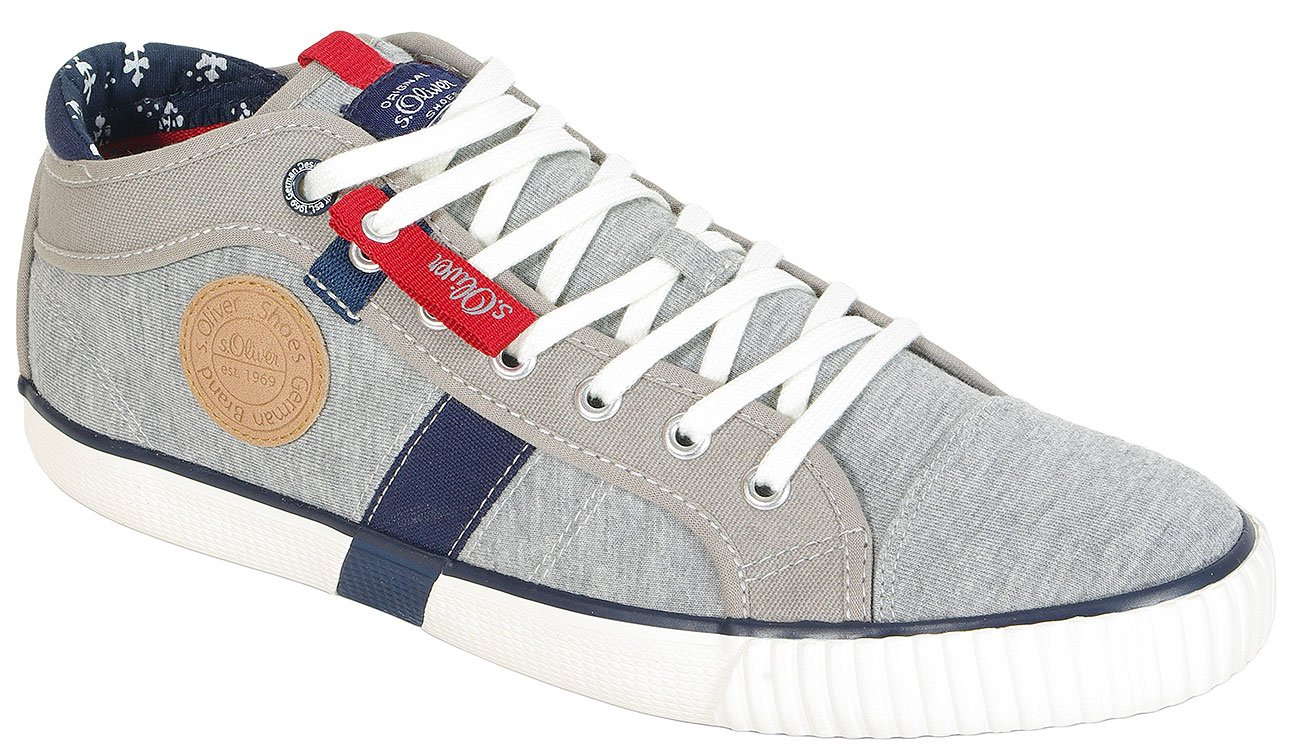 s.Oliver 15206 sneakers grey
