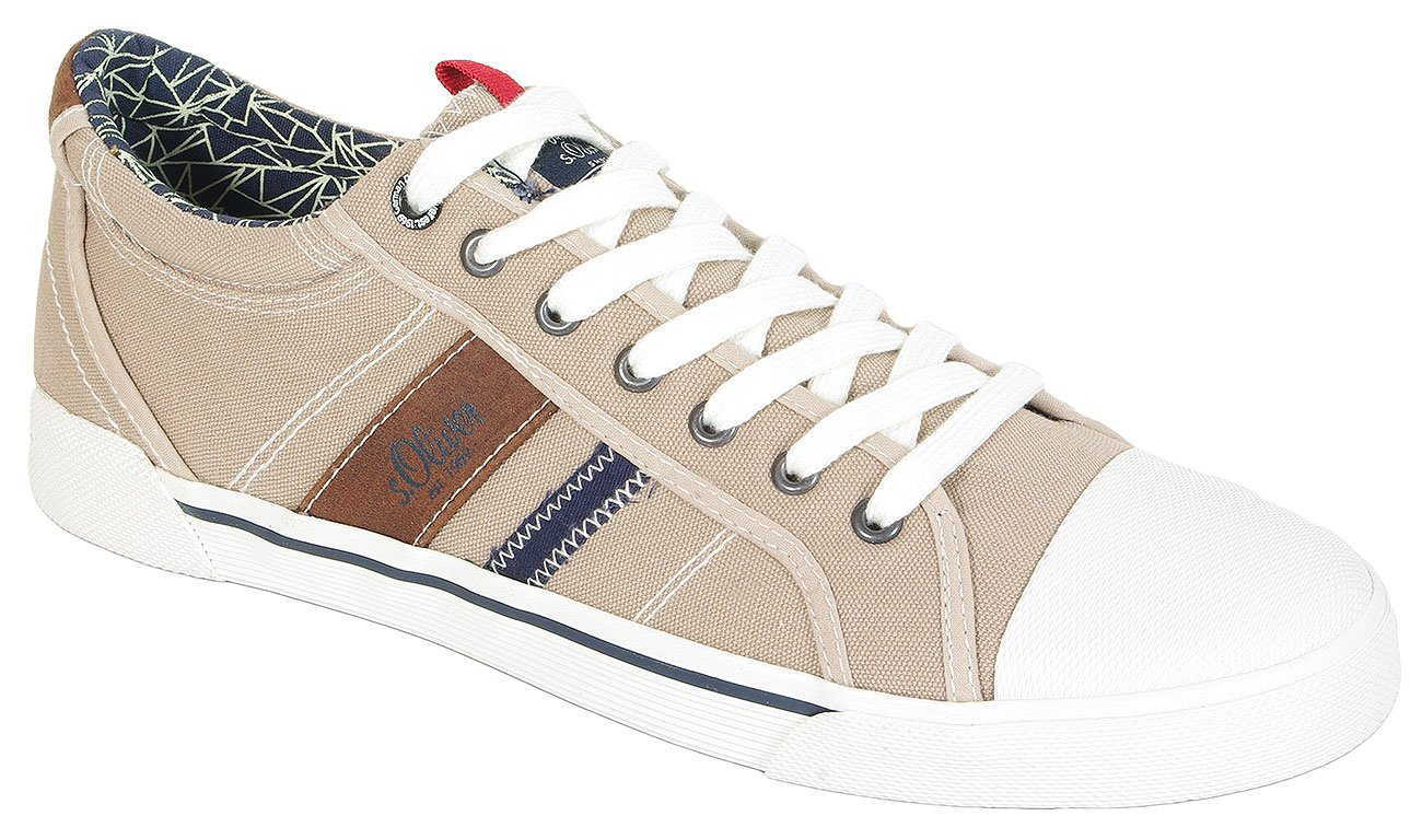 s.Oliver 13601 sneakers sand