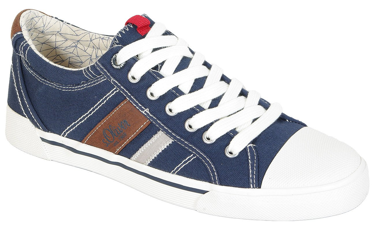 s.Oliver 13601 sneakers navy