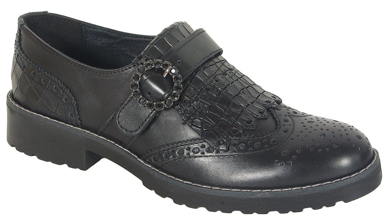 igi&co 41658 loafers vitello leon nero