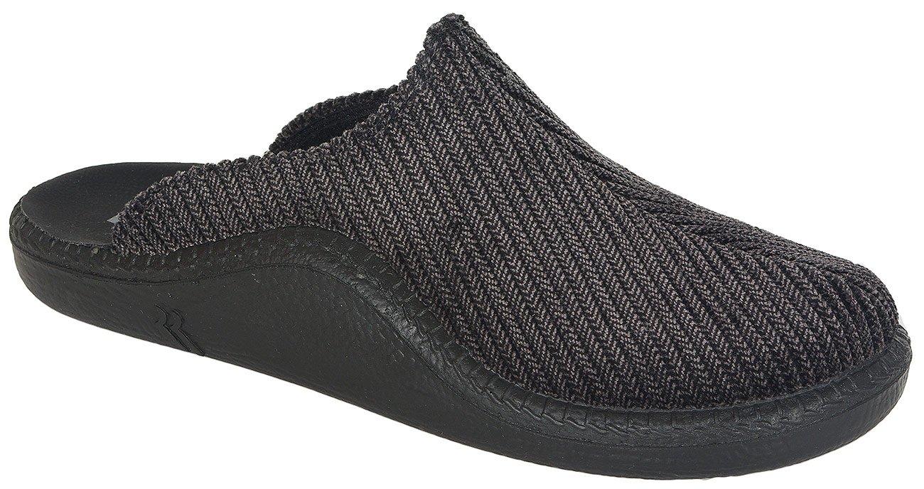 Romika Mokasso obuwie domowe black