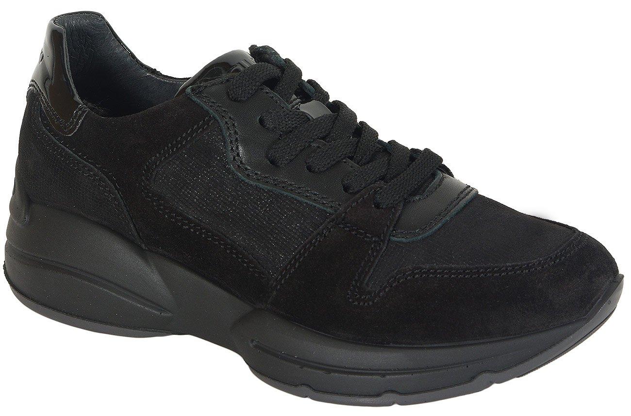 igi&co 41479 sneakers capra nero