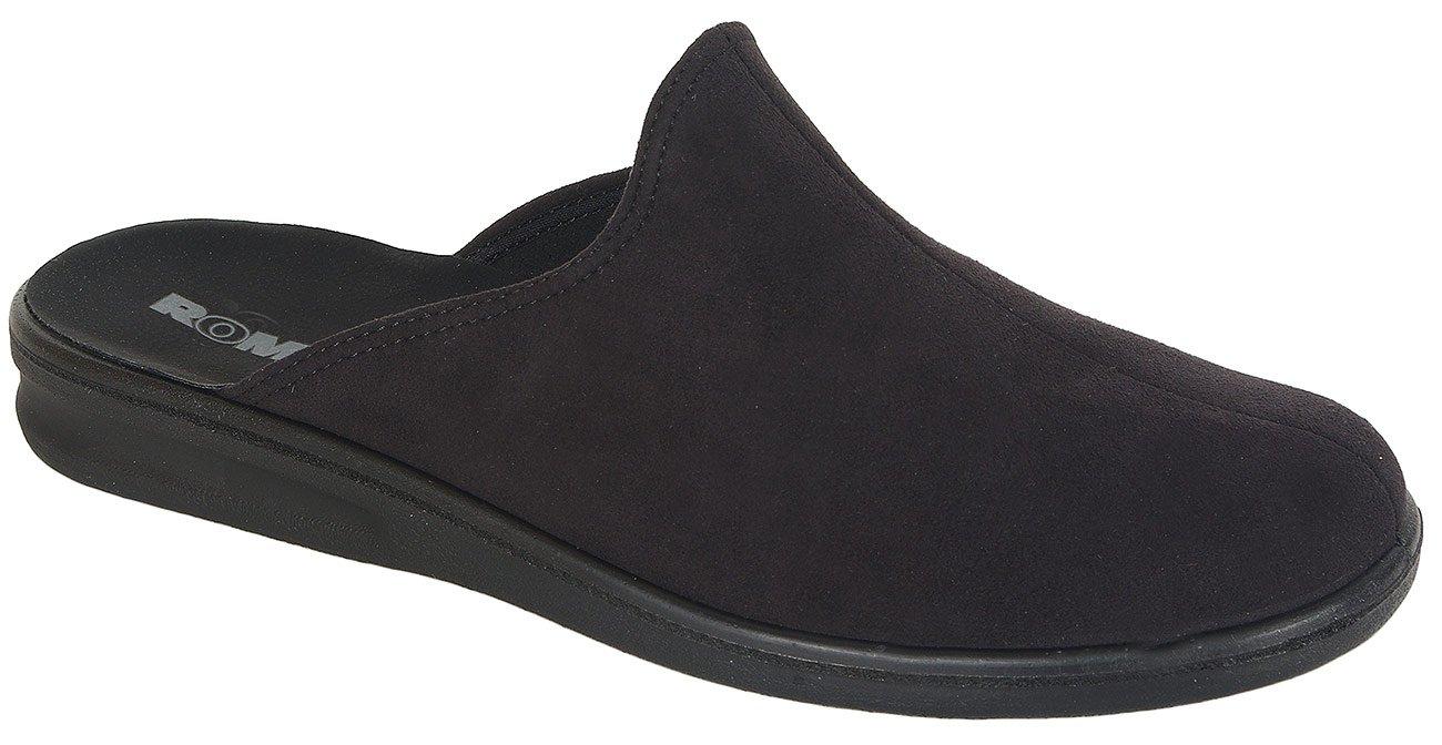 Romika Prasident obuwie domowe schwarz