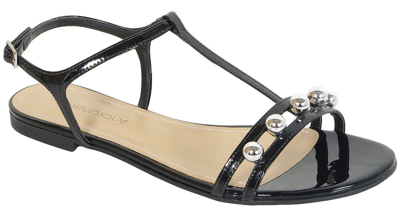 Missunique 3101048 sandały vz preto
