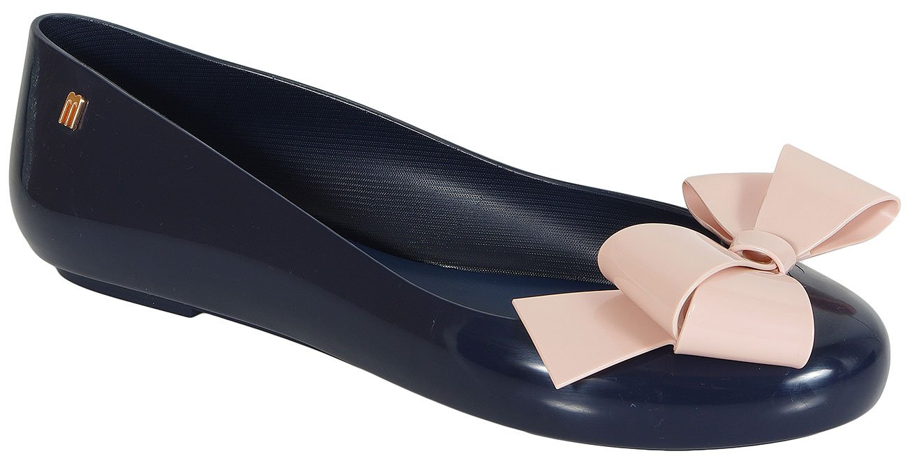 Melissa Space Love IV baleriny Ad Blue/Pink
