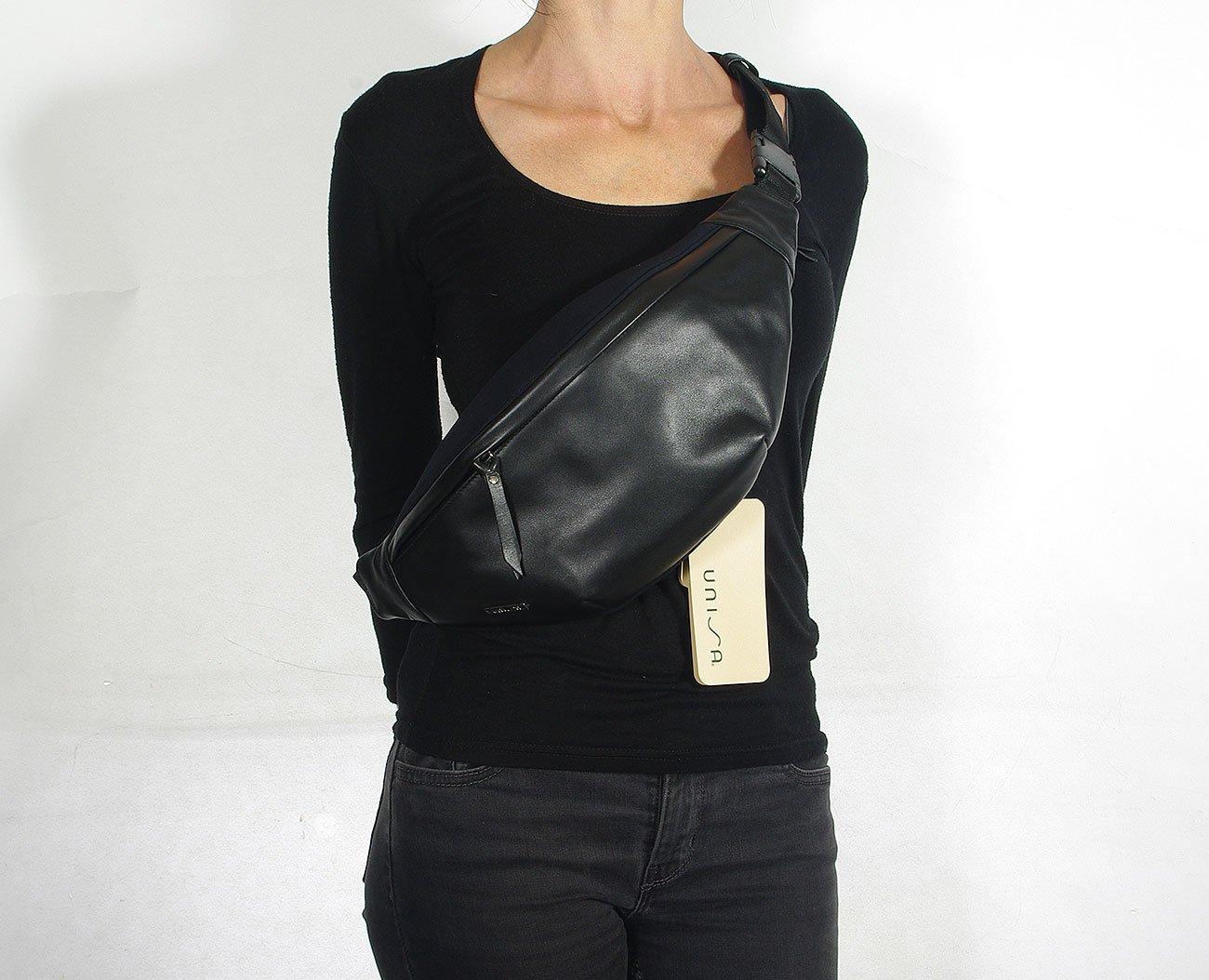 Unisa Zelsa torebka na ramię neo black
