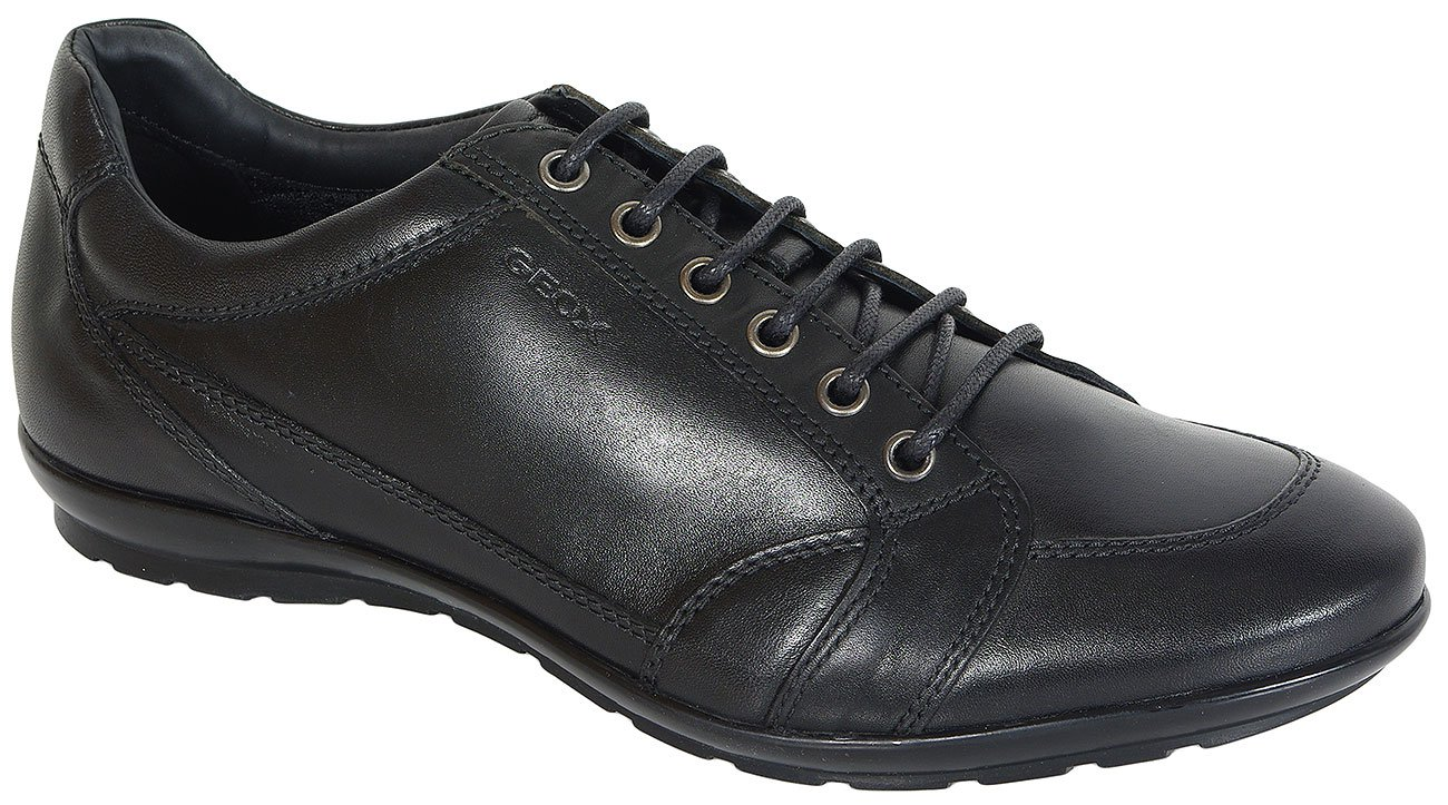 GEOX Symbol D sneakers smooth leather black