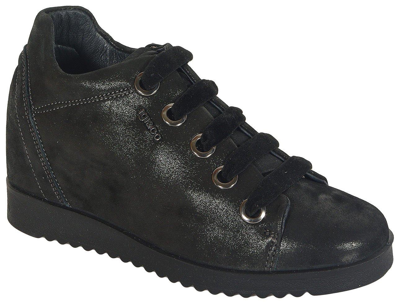 igi&co 41567 sneakers capra perlnuv nero