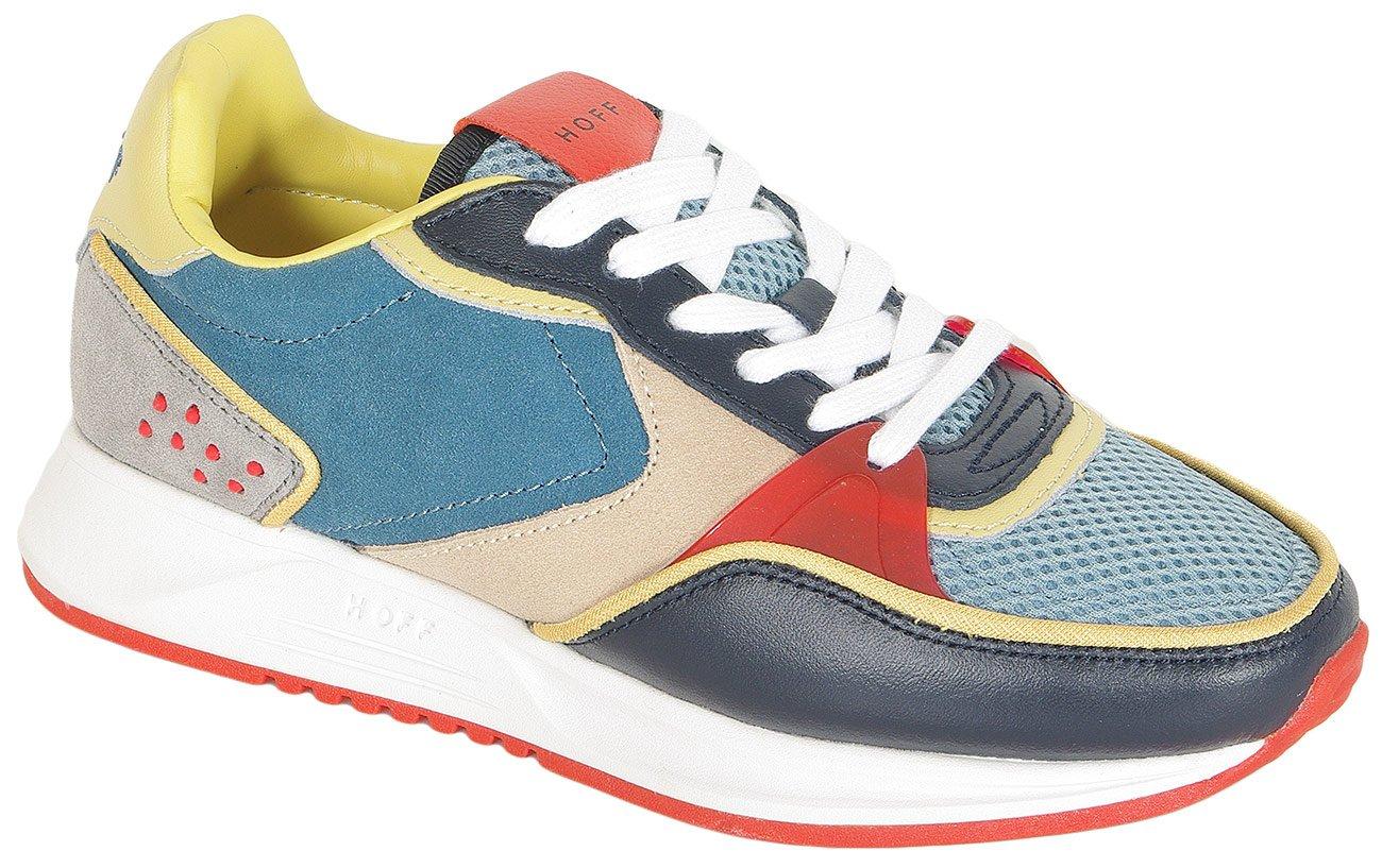 HOFF Montmartre sneakers blue/yellow