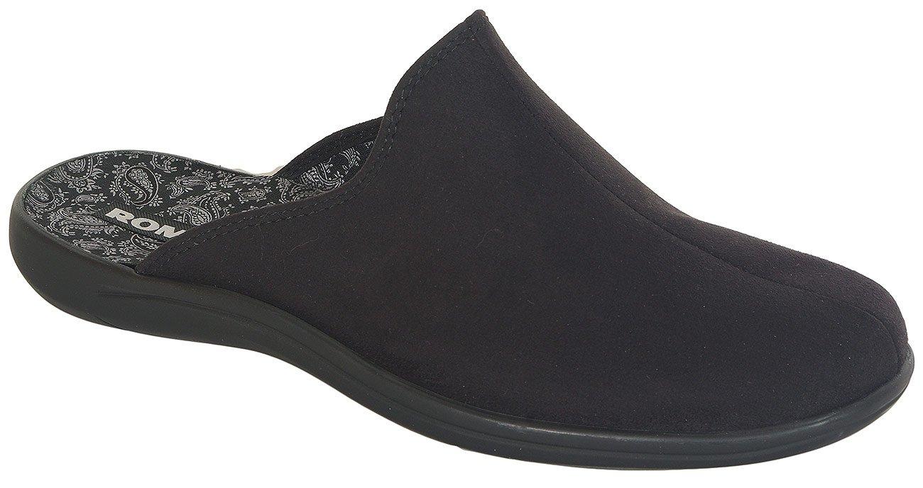 Romika Royal obuwie domowe schwarz