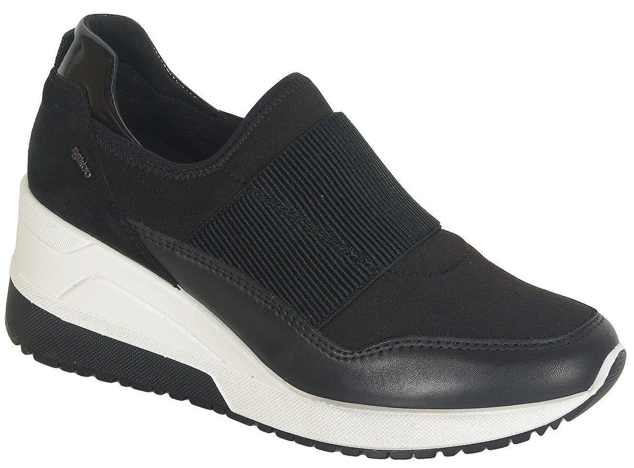 igi&co 41429 sneakers nappa nero