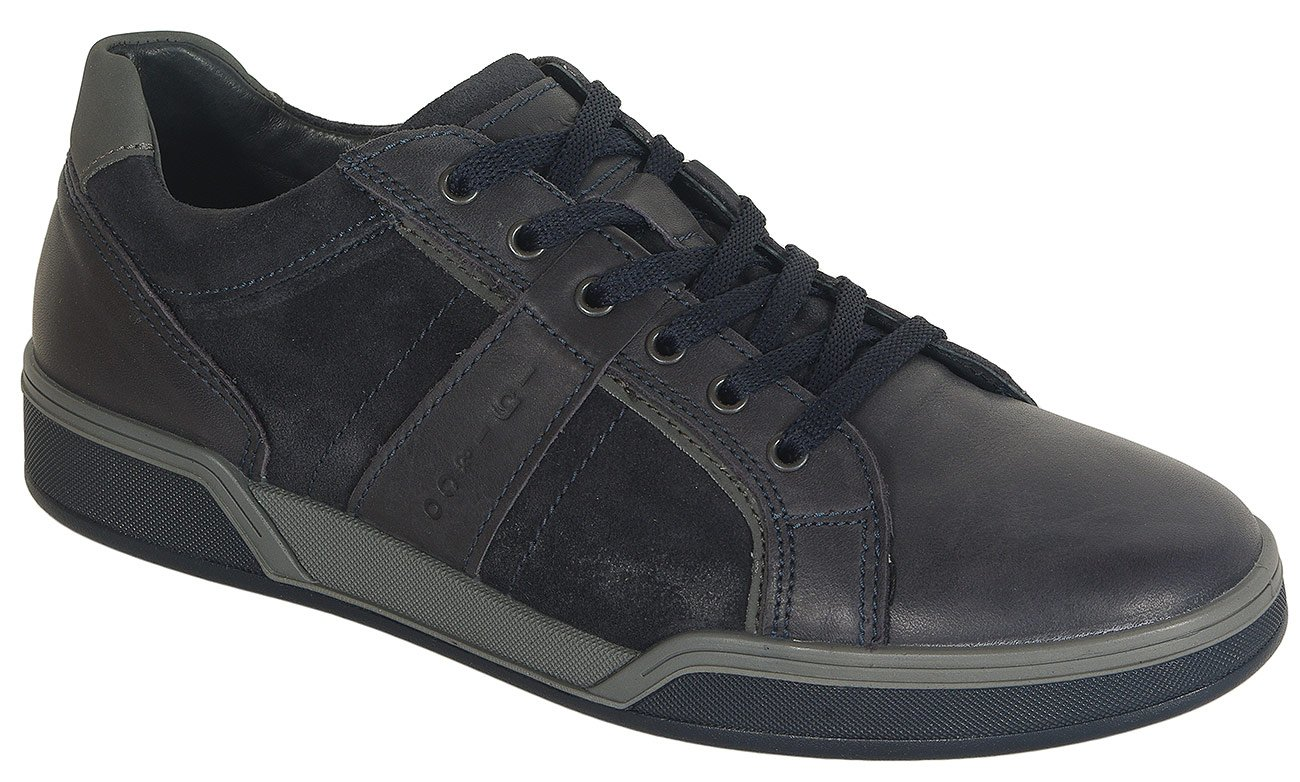 igi&co 41317 sneakers vitello blu