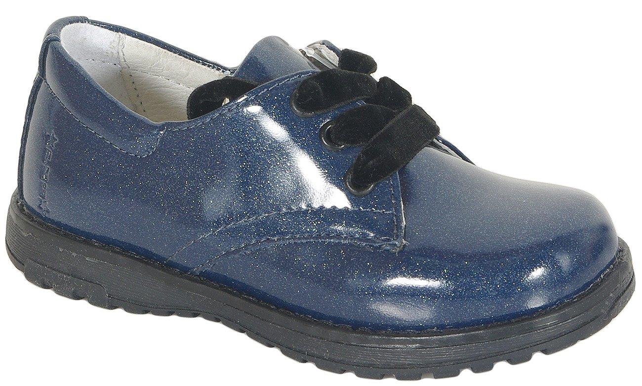 Primigi 44105 półbuty si glitter sott blue