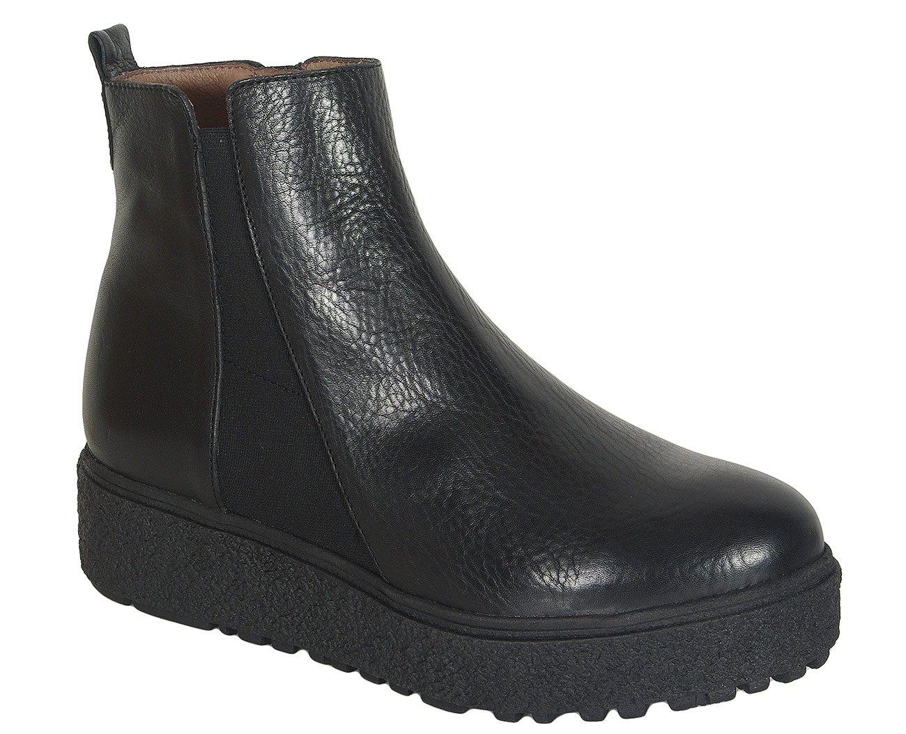 Wonders 9503 botki vacheta negro
