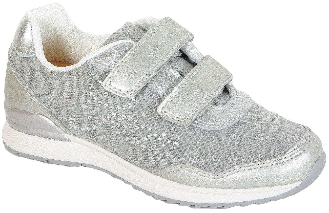 GEOX Maisie C sneakers Shi Jer+Prl Sy Grey