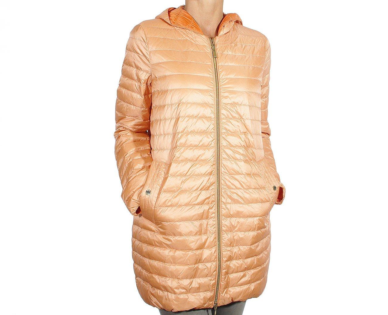 GEOX W8225C kurtka woman jacket brt salmon/muskmelon