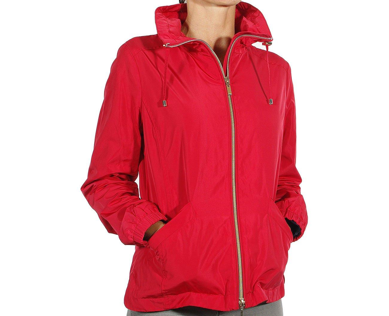 GEOX w8220x kurtka woman jacket crimson red
