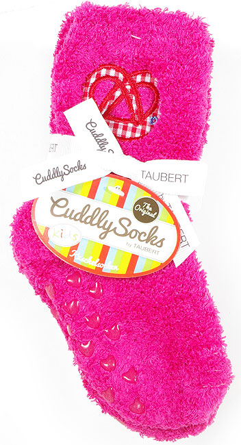 TAUBERT 132752588 KIDS COUNTRY SOCKS FUKSJA  SKARPETY