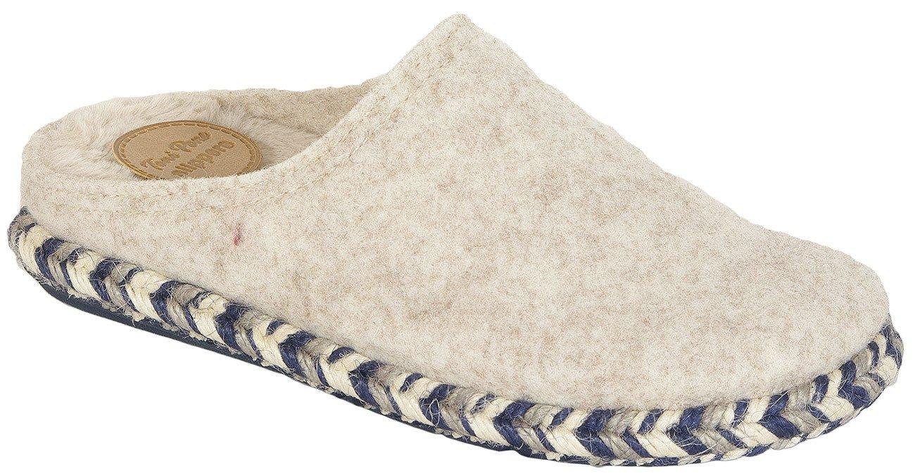 Toni Pons Miri obuwie domowe cru